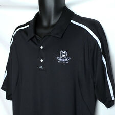 Adidas Golf Pure Motion CoolMax Polo Shirt Mens XL North Shore Golf Club Vented