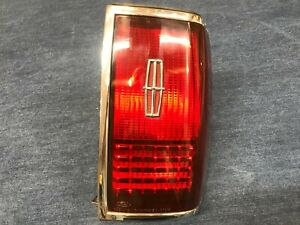 1993 1994 Lincoln Town Car Right side Tail Light Lamp OEM