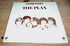 THE OSMONDS  -THE PLAN 12'' VINYL LP 2315 251 1973 Gatefold