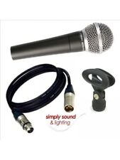 Pulse Cardioid Dynamic Pro Audio Microphones