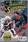 Adventures of Superman #519 1994 Dead Again Karl Kesel Barry Kitson DC