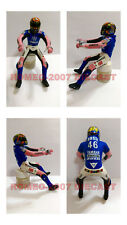 1:12 Conversión Minichamps Figure Figurine Valentino Rossi 2008 Barcelona RARE
