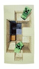 LARGE Minecraft Defeat Design Towel