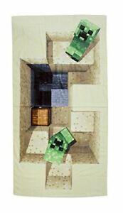 LARGE Minecraft Defeat Design Towel