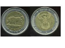AFRIQUE DU SUD   5 rand  2005  ANM