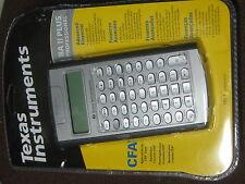 Texas Instruments TI BA II Plus Professional Financial Calculator *NEW*