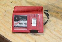Battery Charger,12v to 18v ,NiCd,NiMH MILWAUKEE 48-59-0255 NICE
