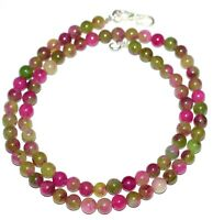 Chalcedony Rough Handmade 925 Sterling Silver  Jewelry Necklace 18-561 Women Jewelry 1 Necklace K2 Azurite