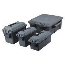 High Desert 4 Pack Ammo Box Dry Storage Utility Box Heavy Duty Tactical Design