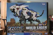 ZoidsWild Zoids Wild - Wild Liger Zw01