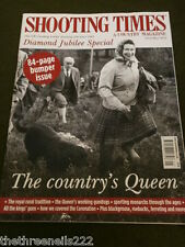SHOOTING TIMES - THE COUNTRY'S QUEEN - MAY 23 2012
