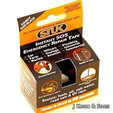 Stuk Instant(30 sec) SOS Emergency Repair Tape Self Fusing Silicone Repair Tape