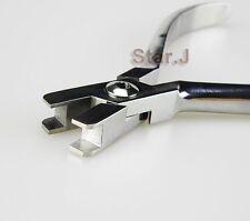 Dental Orthodontic Plier Torque Bending Plier (Twin head with Torque Template)