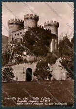 Aosta Aimaville Foto FG cartolina D9352 SZI
