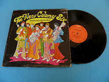 The New Colony Six - Attacking A Straw Man - RARE Mercury 1969 Psych LP LISTEN