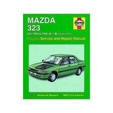 buy mazda 323 car service repair manuals ebay rh ebay co uk mazda 323f bj service manual mazda 323f ba workshop manual