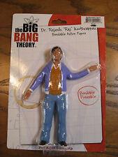 """The Big Bang Theory - Poseable Dr. Rajesh """"Raj"""" Koothrappali Bendable Figure"""