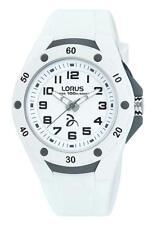 Lorus Unisex Orologio con cinturino in silicone R2367LX9 RRP £ 29.99