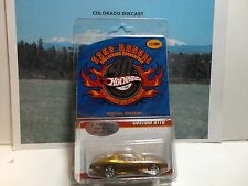 Hot Wheels 22nd Annual Collectors Convention Gold Custom Otto 1/2000 w/Sticker