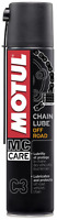 1 x 400 ML Grasso Spray per Catena moto Motul C3 Chain Lube Off Road e Quad