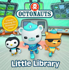 NEW   OCTONAUTS little POCKET LIBRARY Discover Explore Rescue Protect Save the d