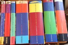 Harry Potter Complete Set Of 7 Hardback Bloomsbury & Ted Smart Set 4