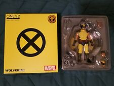 Mezco One 12 Collective Marvel X-Men tiger stripe Wolverine 2017 NYCC exclusive