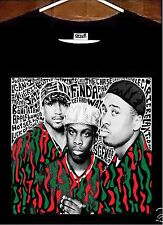 A Tribe Called Quest T shirt; A Tribe Called Quest Tee Shirt