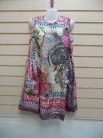 REPLAY TUNIC/ SMOCK DRESS SIZE - MEDUIM  MULTI COLOURED  BNWT  G051