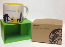Starbucks Mug New York City You Are Here Collection, Authentic, New In Box