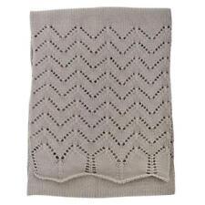 Mantas de cuna color principal gris para Cuna