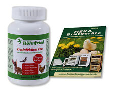 Disinfection Pro, 250g - (Hatching Eggs Disinfectant @@@ Heka: 1x Art. 23200