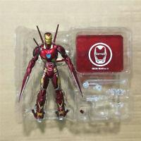 Avengers Infinity War SHF KO S.H.Figuarts Iron Man MK50 Nano Weapon Set Boxed