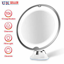 White Magnifying Make Up Mirrors For Sale Ebay
