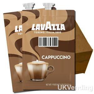 Flavia Lavazza Cappuccino Coffee 100 Drinks
