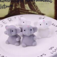 Kawaii Cute Mochi Squishy Elephant Squeeze Healing Fun Kids Toy Stress Reliever