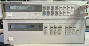 Agilent HP 6623A DC Power Supply Triple Output - Load Tested