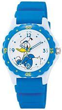 Donald Wrist Watch Waterproof Blue HW02-004 CITIZEN Q&Q Japan Disney