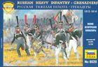 Zvezda 1/72 Napoléonienne Russe Lourd Infanterie Grenadiers # 8020