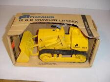 1/16 Vintage FIAT Allis 12 G-B Crawler/Loader by ERTL W/Box!