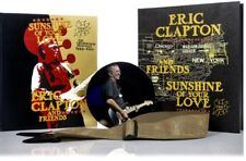 ERIC CLAPTON DELUXE Sunshine Of Your Love SIGNED Genesis Cream Derek Beatles