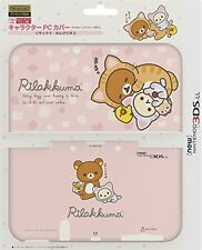 Rilakkuma Protect Case Cover Pink for New Nintendo 3DS LL XL #185 F/S