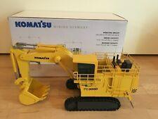 Komatsu PC 3000 Kettenbagger von NZG 545 1:50 OVP