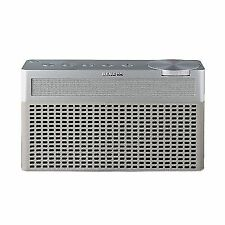 Geneva Touring S Portable Fm/dab Digital Radio and Bluetooth Speaker - White