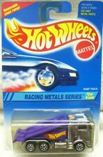 NIP 1994 HOT WHEELS 1/64 Diecast Purple Ramp Truck #2/4 Racing Metals Malaysia