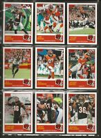 2019 Score Football Base and Rookie Complete Team Set Cincinnati Bengals