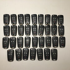 LOT 34 CHEVY BUICK KEY FOB KEYLESS ENTRY REMOTE LOT MIX FCC ID OEM