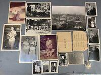 Large Lot Original WWII Era Photos Japanese Song Book Japan Nurses USS Tarawa