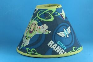 """Toy Story Space Rangers, Buzz Lightyear Lamp Shade. 8"""" X 11""""."""