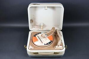 Plattenspieler Dual Party 1004S mit Koffer  (DJ026)